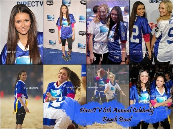DirecTV 6th Annual Celebrity Beach Bowl