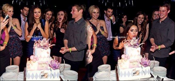 16 janvier 2010 - Anniversaire de Nina à Las Vegas