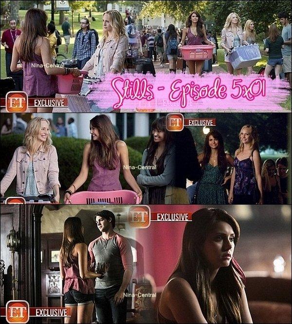The Vampire Diaries - 5x01