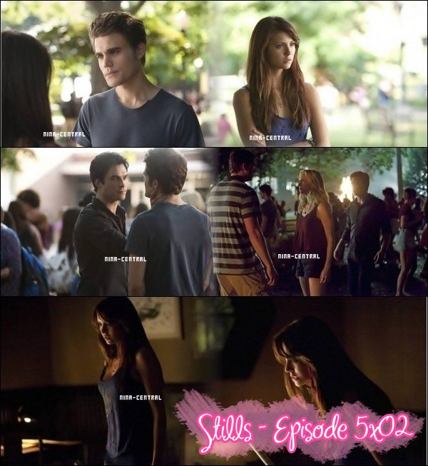 The Vampire Diaries: Episode 5x02