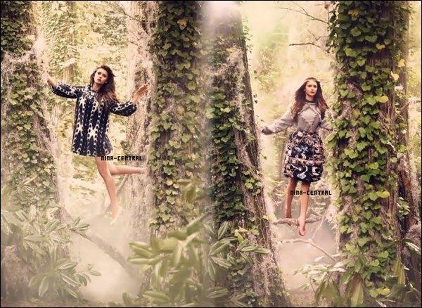 Nina est la nouvelle égérie de la marque chinoise Dazzle.