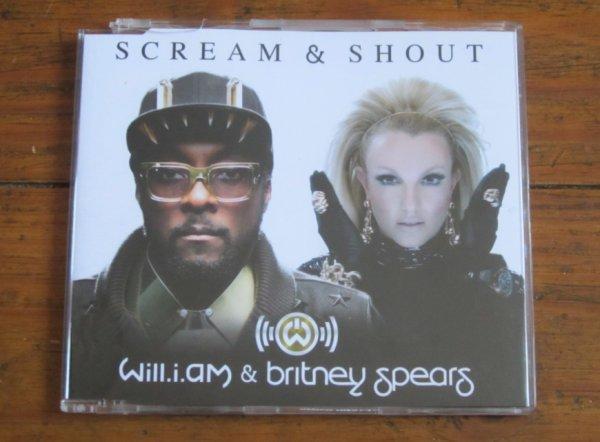 Single : Scream & Shout