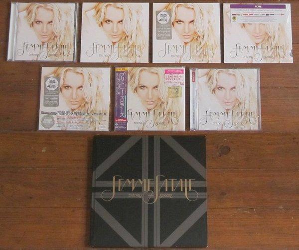 Album : Femme Fatale