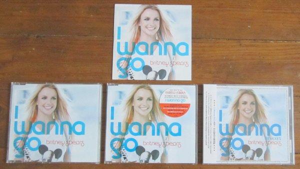 Single : I Wanna Go