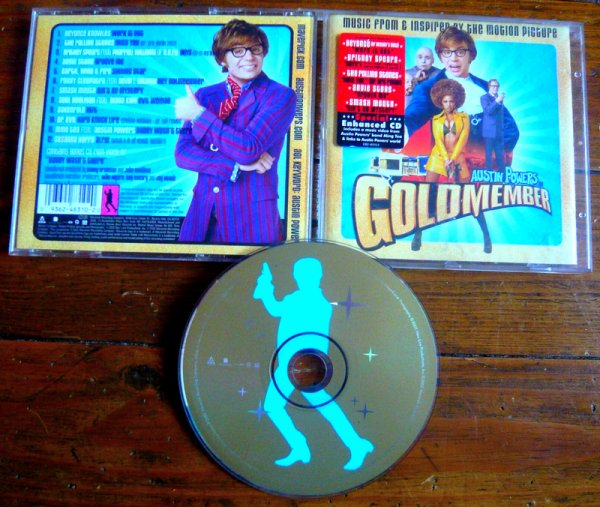 CD : B.O. Austin Powers : Goldmember