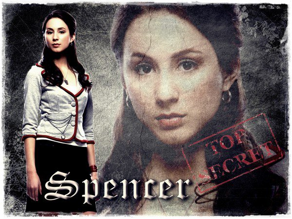 Troian Bellisario / Spencer Hastings