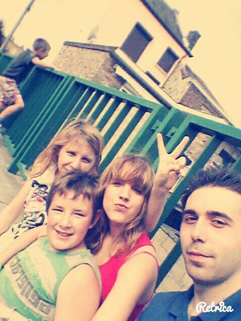 la famille 💖
