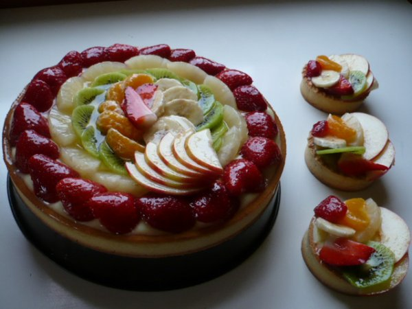 TARTE MULTI FRUITS