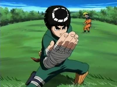 Lee Rock (euh nan Rock Lee c mieux)