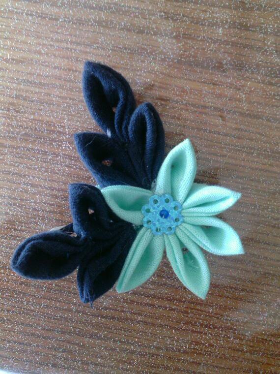 Kanzashi fleur