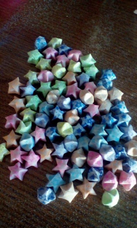 Étoiles 3D
