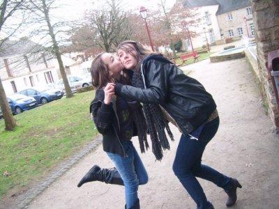 Jessica & Olympe