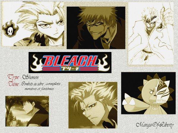 最初の ( Premier) :  BLEACH