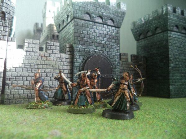 Défenseurs elfes