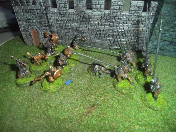 Un mur d'Ourouks