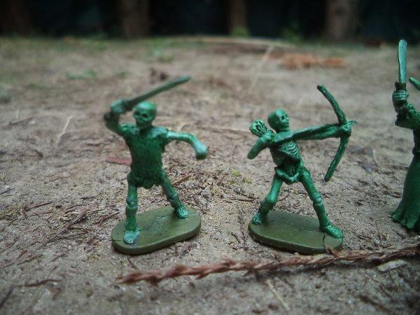 l'armé des morts