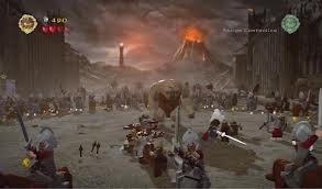 les jeux vidéo du seigneurs des anneaux