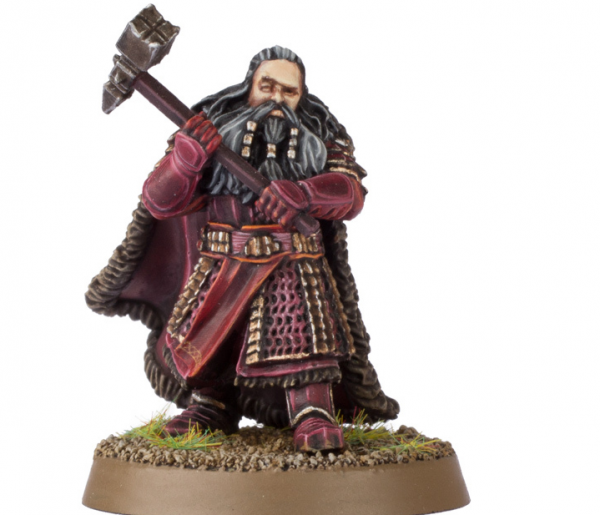 des figurines du hobbit