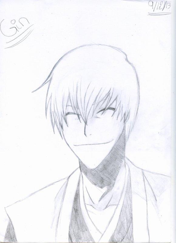 Dessin Gin Ichimaru