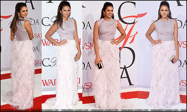 ► 1er Juin 2015 - 2015 CDFA Fashion Awards  | New-York
