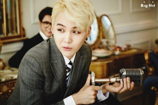 k-pop photoshoot : bts