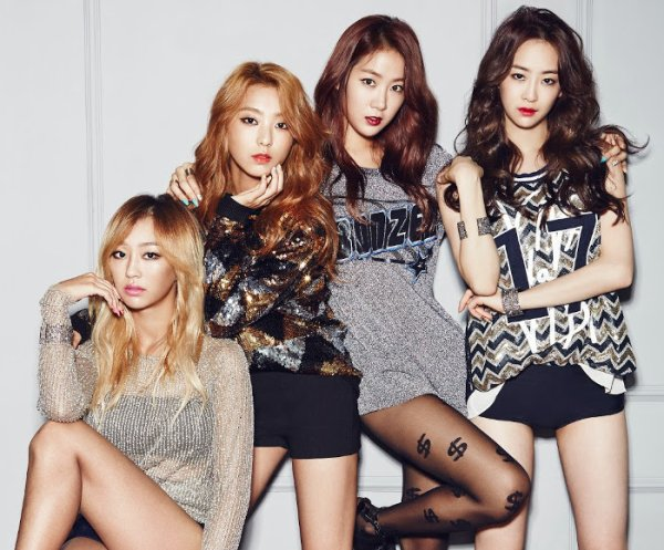 K-POP GIRLS: SISTAR