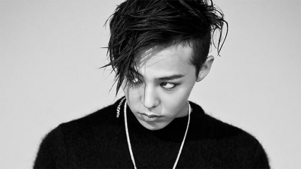 G-DRAGON : WHO YOU?