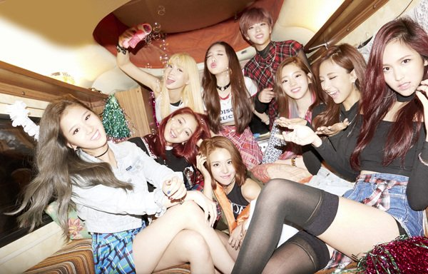 GROUPE: TWICE