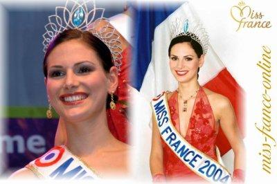 les miss france a 2000 jusqua 2010