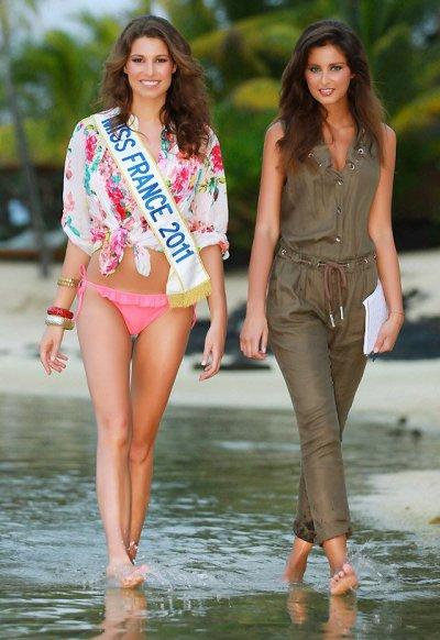 miss france 2011 et miss france 2010