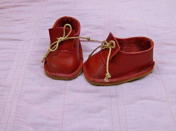 Nouvelles chaussures