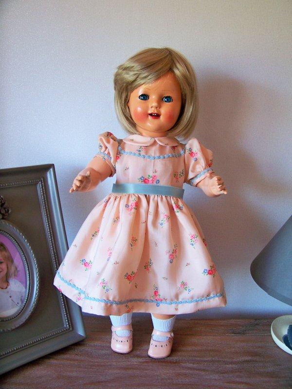 Mademoiselle Raynal  et ses robes
