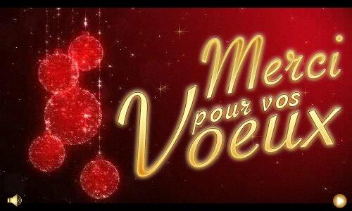 Bonne année ......avec retard, mais bien sincèrement