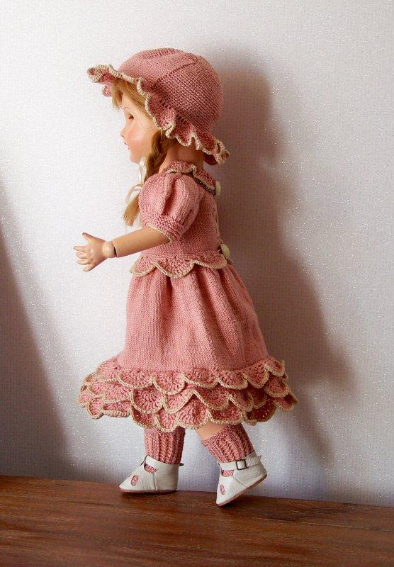 Rosette habillée par Stéphanie (lecgaxa )