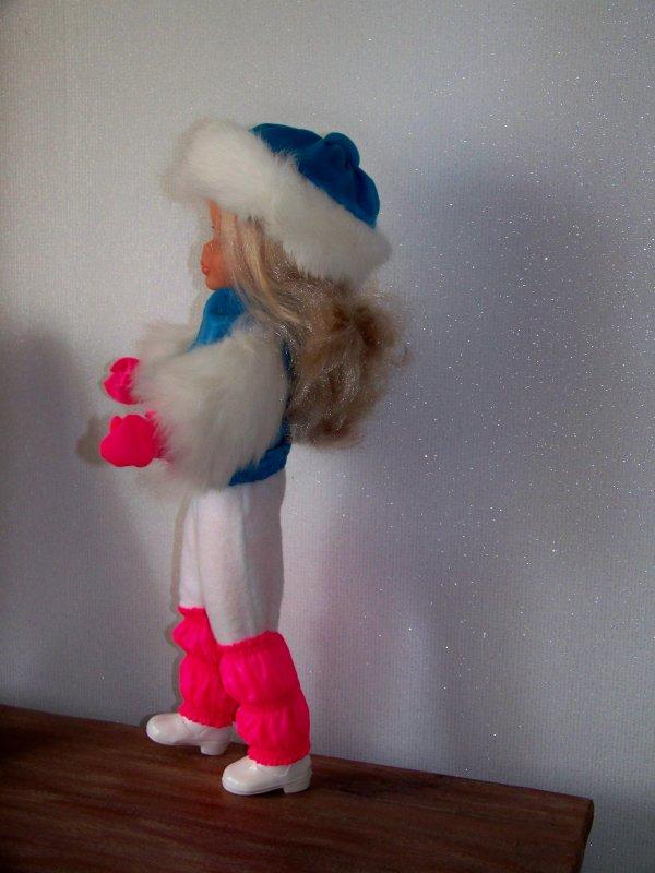 Nancy attend la neige.....