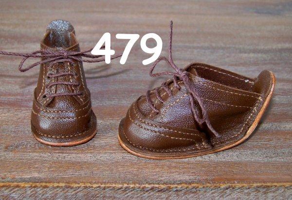 Nouvelles chaussures pour Michel