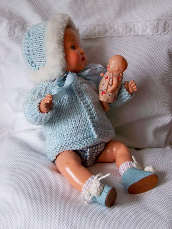 Bambino  a reçu une nouvelle tenue