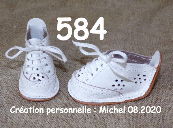 Babybotte d'été pour Michel