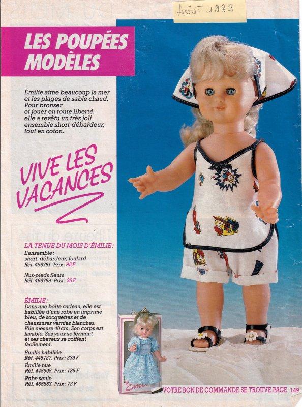 Août  1989