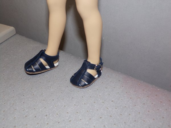 Mini chaussures