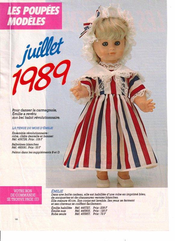 Juillet 1989