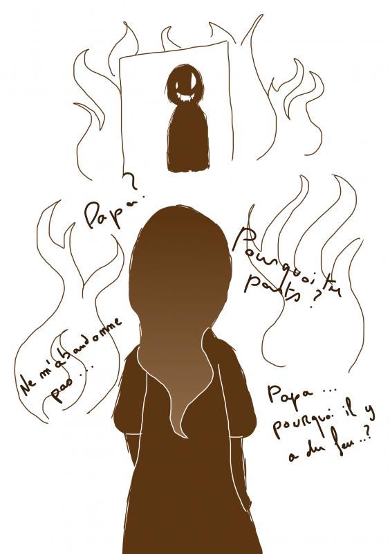 Le passé de néko (page 1 de ma fan BD diabolik lovers)