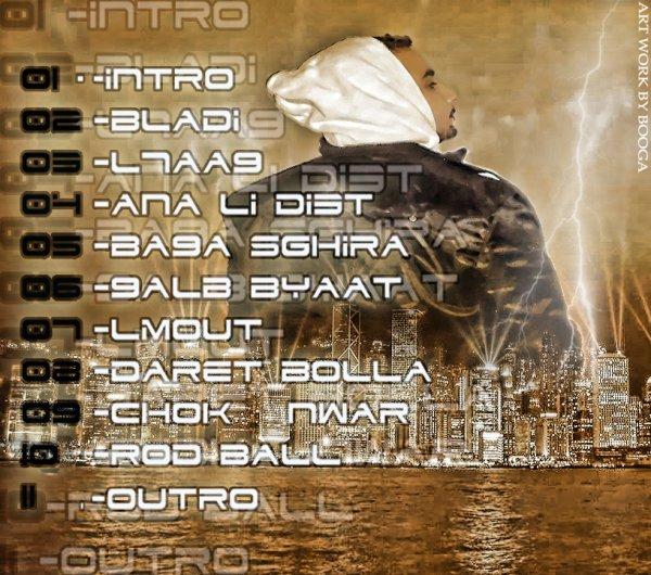 """ALBUM """" L7aa9 """" 2010"""