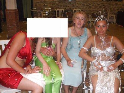 robe de mariée et robe du soir