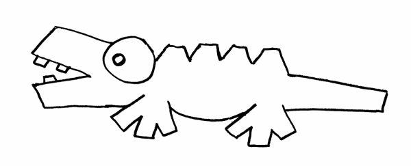 Je suis un crocodile blog de dessin manga etc - Dessin anime les crocodiles ...