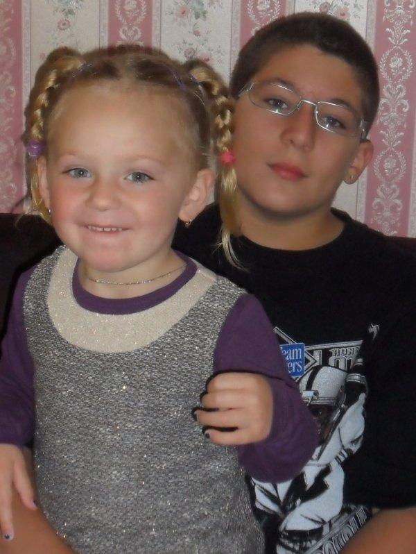 Kayna et Benjamin