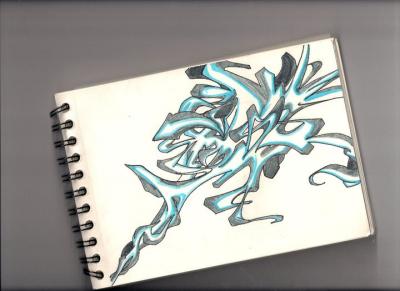 ...Et encore des graffitis