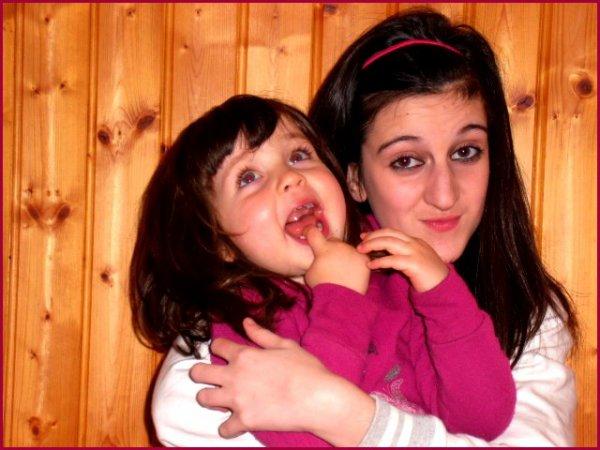 S'même ma petite soeur, c'est comme le sang qui coule dans mes veines..