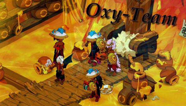 Bienvenue sur le blog de Oxy.