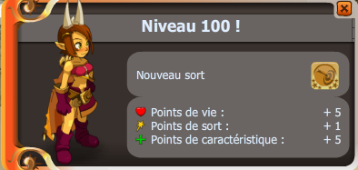 Oxy-Ice enfin lvl 100 !